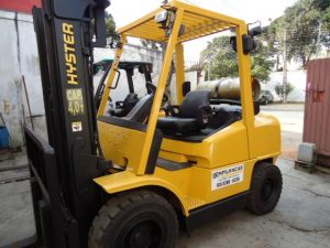 empilhacar - hyster